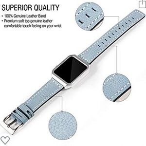 Accessories - NEW Genuine Leather Band for Apple iWatch 38mm